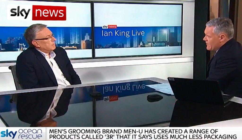 PRESS: Sky News